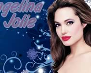 Angelina Jolie make up j�t�k