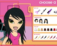 Bratz make over j�t�k