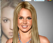Britney Spears celebrity makeover sminkes j�t�kok