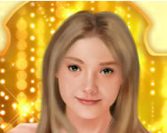 Dakota Fanning make up sminkes j�t�kok ingyen