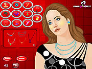Jennifer Lawrence makeover sminkes j�t�kok