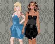 Lady Gaga and Beyonce makeover j�t�k