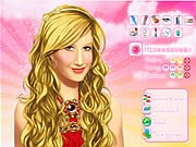 Makeup Ashley Tisdale sminkes j�t�kok