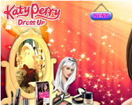 Makeup Katy Perry online j�t�k