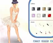 Marilyn Monroe dress up j�t�k