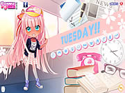 Tuesday dress up online j�t�k