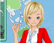 Weather girl make up game sminkes j�t�kok ingyen